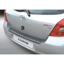 Toyota Yaris rear guard bumper protector 3/5 door Jan 06 to Oct 2008