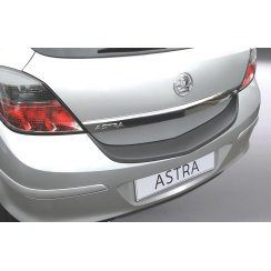 Vauxhall Astra H 3 door rear guard bumper protector Mar 05 to Oct 2009