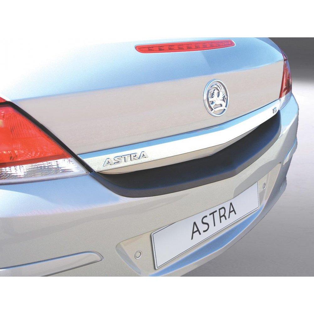 Vauxhall Astra H Twin Top rear guard bumper protector 2 door soft top  sc 1 st  Direct Car Parts & Vauxhall Astra H Twin Top rear bumper protector 2Dr