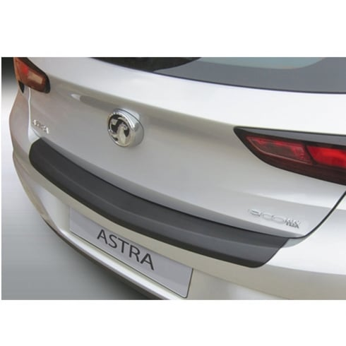 Vauxhall Astra K 5DR hatch rear bumper protector 10.2015 onwards (NOT TURBO)