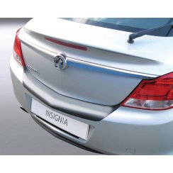 Vauxhall Insignia rear guard bumper protector 4/5 door Nov 08 to Sep 2013