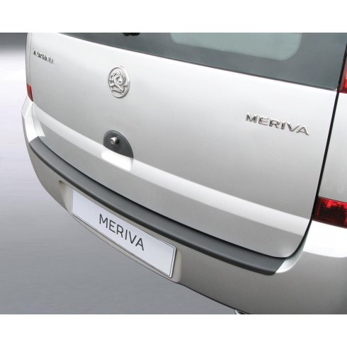 Vauxhall Meriva A rear guard bumper protector Mar 03 to May 2010