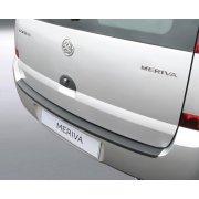 Vauxhall Meriva A rear guard bumper protector Mar 03 to May 2010