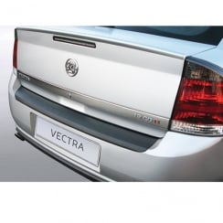 Vauxhall Vectra rear guard bumper protector 5 door 2002 to Sept 2008