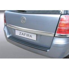 Vauxhall Zafira bumper protector 5 door June 05 to 2014