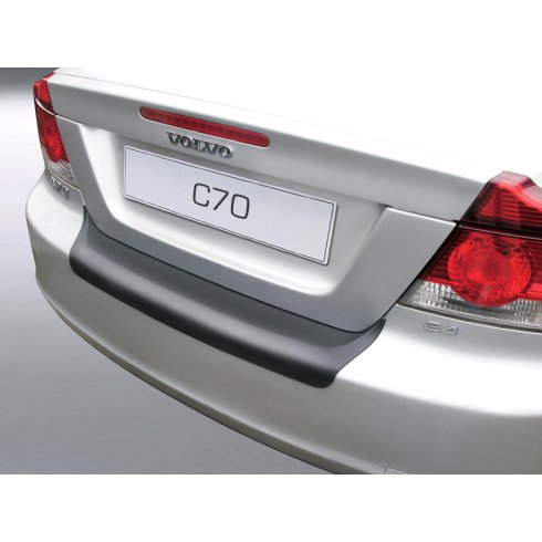 Volvo C70 rear guard bumper protector May 2006 to Nov 2009