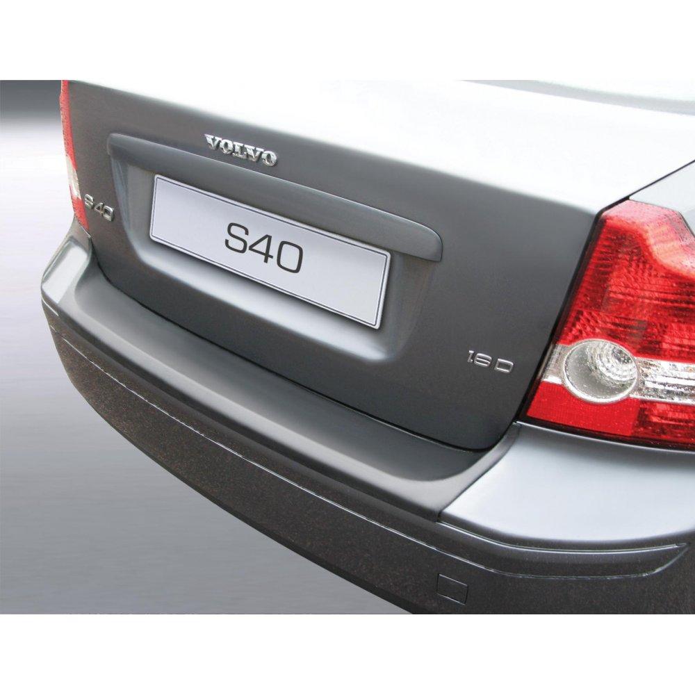 Volvo S40 Rear Guard Bumper Protector 2004 To 2007