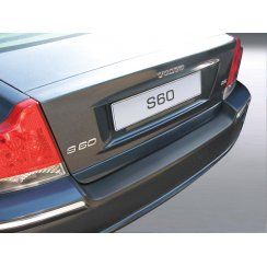 Volvo S60 rear guard bumper protector 4 door Sep 2006 to May 2010