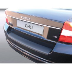 Volvo S80 rear guard bumper protector 4 door June 06 to Nov 09