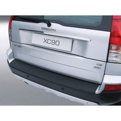 Volvo XC90 rear guard bumper protector up to Apr 2015