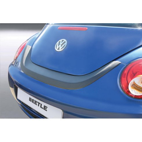 VW Beetle rear guard bumper protector 2 door Sep 2005 to Sep 2011 (not convertible)