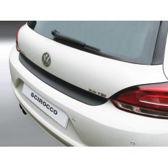 VW Scirocco rear guard bumper protector 08/2008 >