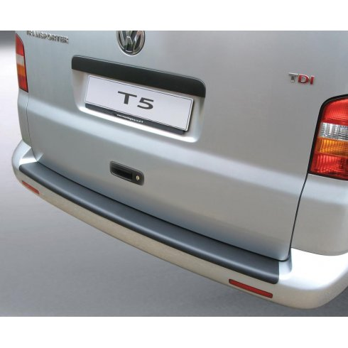 VW T5 Caravelle/Multivan rear guard bumper protector 03-2012