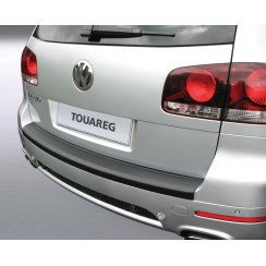 VW Touareg rear guard bumper protector up to 03/2010