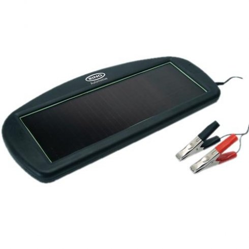 12V solar battery maintainer/charger 1.5 watt up to 50Ah