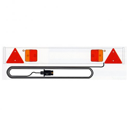 4 ft trailer board with 4 metre cable and plug