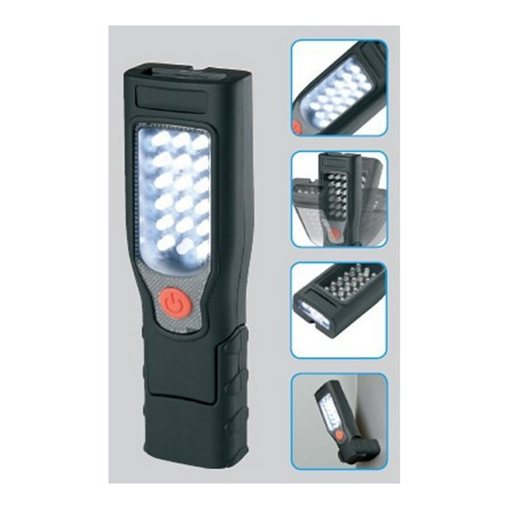 30 Led Rechargeable Inspection Lamp Light Torch Cordless: Cordless And Rechargeable LED Inspection Light