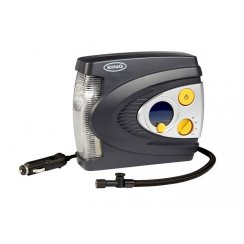 RAC635 12v digital tyre compressor with LED light built-in