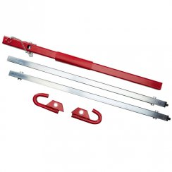 Ring Automotive rigid towing pole 180cm max 2 tonnes