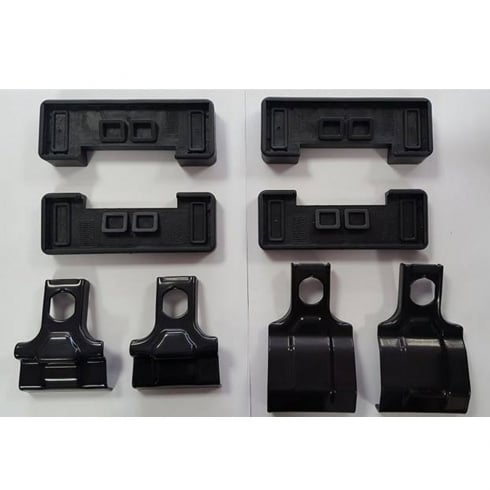 roof bar fitting kit 1400 Mitsubishi L200, 4 door double cab, 05-09 - 10-15