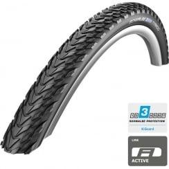 Schwalbe Tyrago 700 x 40c Kevlar guard bike tyre