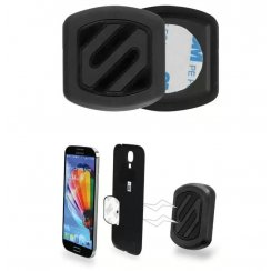 Scosche Magic Mount flush magnetic mount for smart phones and more.