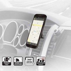 Scosche magnetic car vent mount for smart phone or Sat Nav