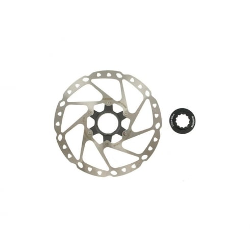 Shimano Deore SMRT64 centre lock disc rotor 160mm