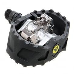 Shimano PDM424 wide SPD/platform MTB pedal