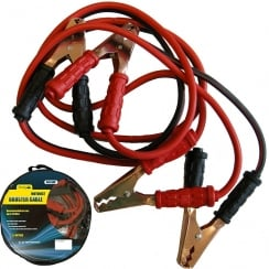 Simply motorist booster cables (jump leads) 400 amp for cars up to 2500cc