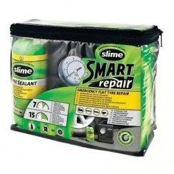Slime Smart Spair - Emergency tyre repair kit.