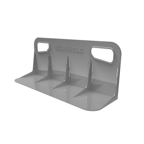 Stayhold classic large grey car boot organiser