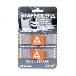 elastic quick straps (pair)