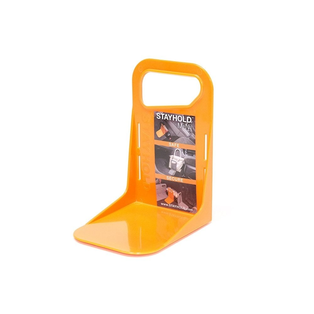 Stayhold mini small orange car boot organiser from Direct Car Parts