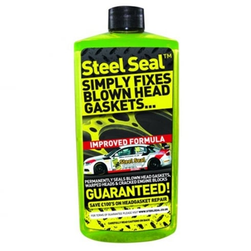 Steel Seal head gasket and cylinder block repairer