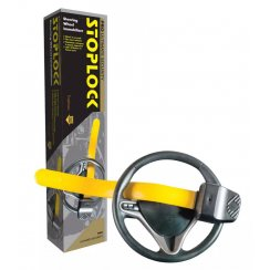 Stoplock Pro car steering wheel lock - Thatcham approved Cat 3