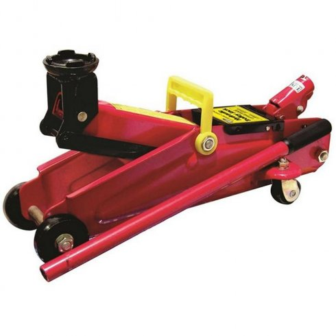 1.5 tonne trolley jack with handle