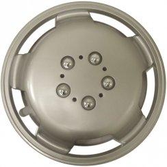 Set of 4 - 15 inch deep dish van wheel trims