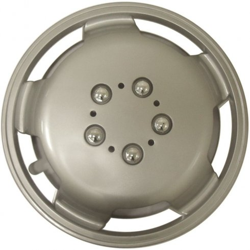 Set of 4 - 16 inch deep dish van wheel trims