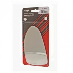 Vauxhall Corsa D driver side replacement mirror glass