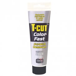 T-Cut Color Fast scratch remover for silver cars