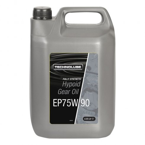 Technolube 75W 90 Fully synthetic Hypoid gear oil 4.55 Litre