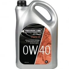 car engine oil 0w40 fully synthetic 5 litre  VW 502.00 / 505.00 / BMW LL-01