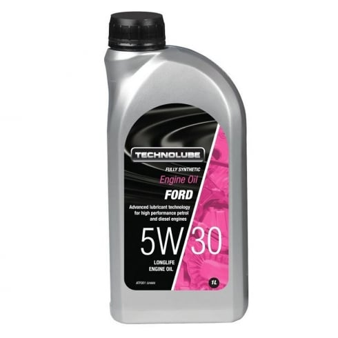 Technolube car engine oil 5w30 FORD fully synthetic 1 litre