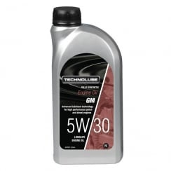 Technolube car engine oil 5w30 GM fully synthetic 1 litre