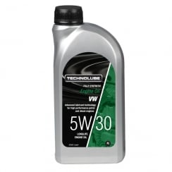 Technolube car engine oil 5w30 VW fully synthetic 1 litre