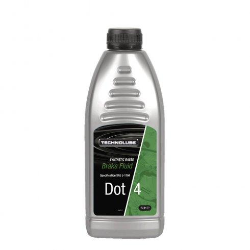 Technolube Dot 4 brake fluid 1 Litre