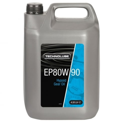 Technolube EP80W 90 Gear oil 4.55 Litre