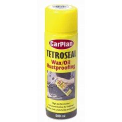 Tetroseal clear rustproof wax oil 500m