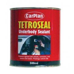 Tetroseal under body sealant 500ml can